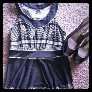 BCBG Jersey Dress